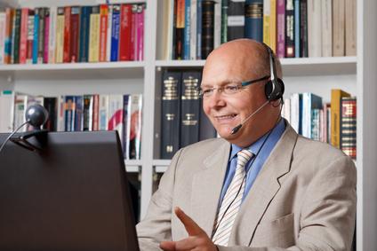 Aprender español online Skype Hangouts in-company empresas