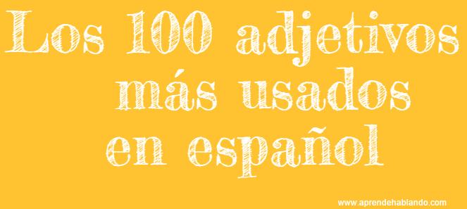 los_100_verbos_más_usados_en_español